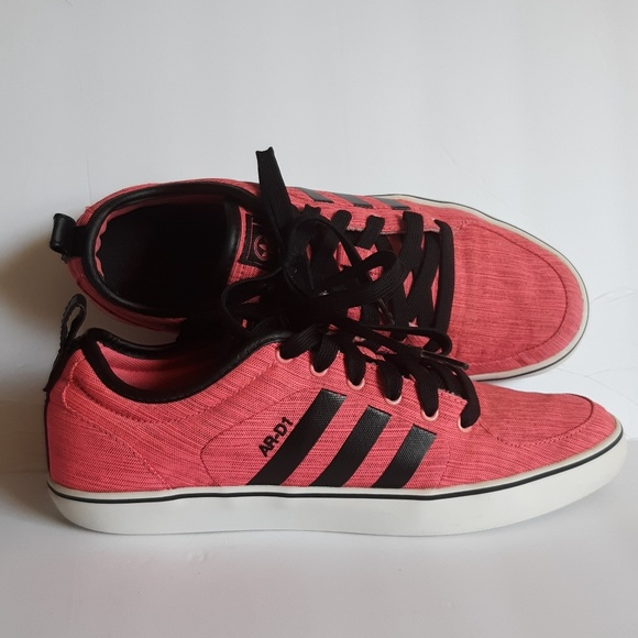 ☆Adidas NEO Lifestyle Shoes☆ Super Wedge Shoes AW4847 Ard1 Pink Canvas Casual Street Poshmark